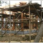 茨城県つくばみらい市成瀬厳島神社新築工事施工事例