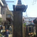 新宿区〇〇寺供養塔修復工事