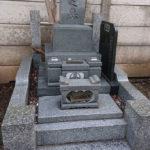 東京都小金井市のお客様からお墓参り代行