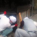 東京都千代田区ビル石貼り修復工事