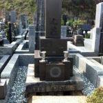 緑ヶ丘霊園墓石改修工事