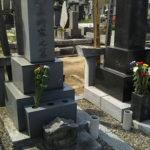 茨城県土浦市の国分霊園 戒名彫り