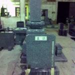 北茨城市墓石検品作業