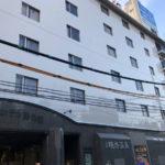 東京都台東区にあるホテルの外壁工事