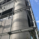 神奈川県川崎市マンション石貼改修工事