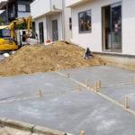 荒川区新築住宅外構工事