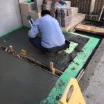 板橋区徳丸 新築外構工事