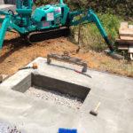茨城県北茨城市墓石工事
