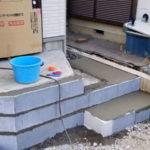 板橋区新築住宅外構工事