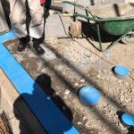 埼玉県川口市の新築一戸建ての外構工事