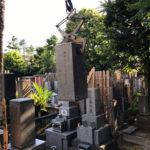 文京区と台東区で戒名彫り