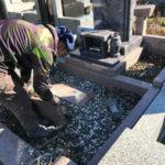 千葉県にある墓地でお墓のリフォーム