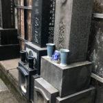 浅草のお寺様で墓地の改修工事