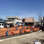 群馬県富岡市富岡駅前開発工事