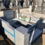 東京都練馬区にある墓地改修工事
