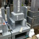 定泉寺〇〇家墓石改修工事