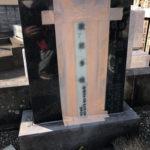 板橋区四葉 戒名彫り